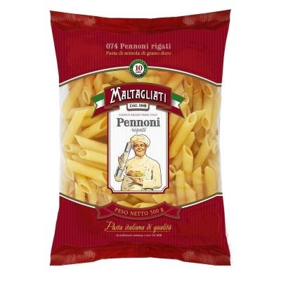 Макаронные изделия Мальтальяти №074 перо