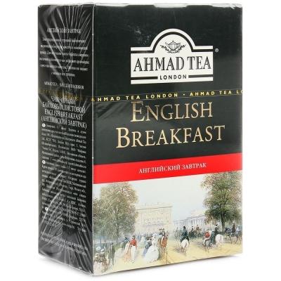 Чай Ахмад Английский завтрак