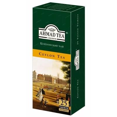 Чай Ахмад Цейлонский 25 пак