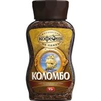 Кофе Московская кофейня на паях Коломбо сублимированный