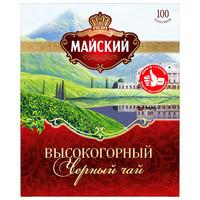 Чай Майский Высокогорный 100 пак.