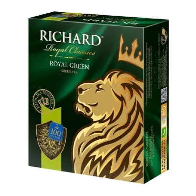 Чай Ричард Королевская Кения 100 пак