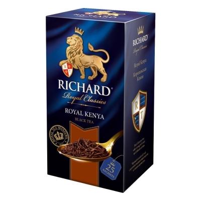 Чай Ричард Королевская Кения 25 пак