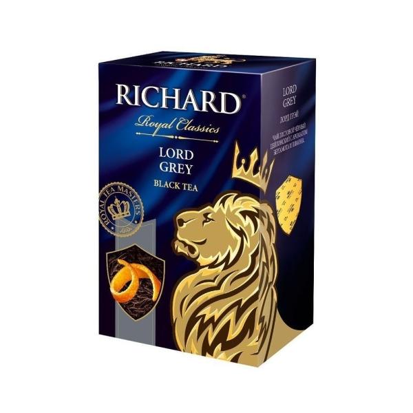 Чай Ричард Лорд Грей среднелистовой
