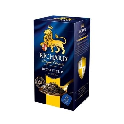 Чай Ричард Роял Цейлон 25 пак