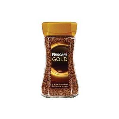 Кофе Нескафе Голд сублимированный