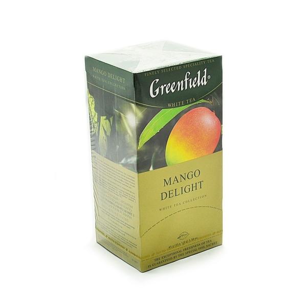 Чай Гринфилд Манго 25 пак