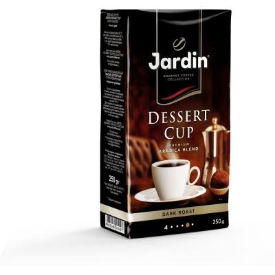 Кофе Жардин Дессерт кап молотый