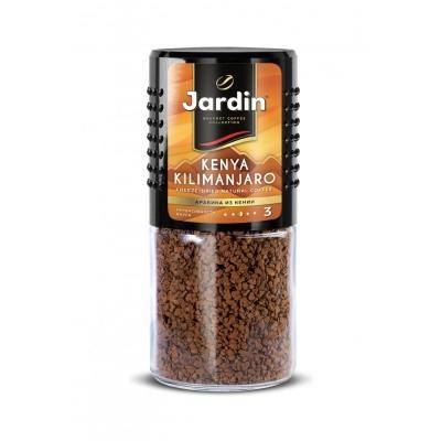 Кофе Жардин Кения 3 растворимый сублимированный