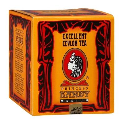 Чай Принцесса Канди Медиум листовой