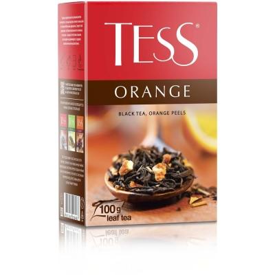 Чай Тess Оранж