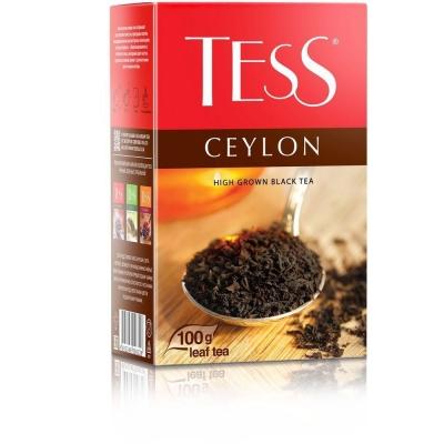 Чай Тess Цейлон