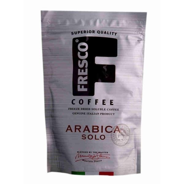 Кофе FRESCO Arabica Solo сублимированный