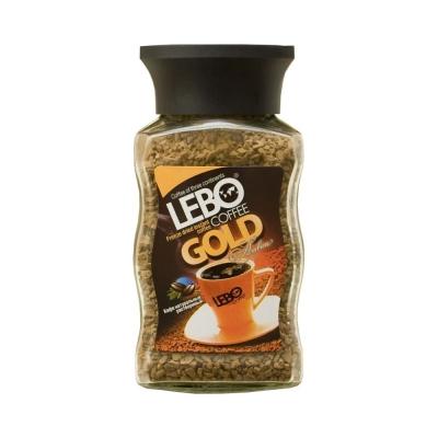 Кофе Лебо Голд растворимый