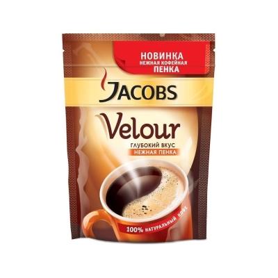 Кофе порошковый Якобс Монарх Велюр
