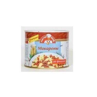 Макароны Главпродукт по-флотски