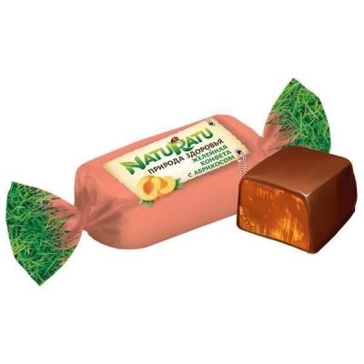 Конфеты Сладуница NatuRatu с абрикосом