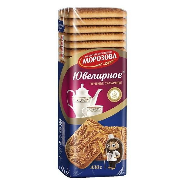 Печенье Морозова Ювелирное сахарное