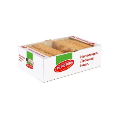 Печенье Морозова Творожное сахарное