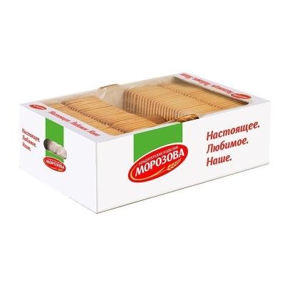 Печенье Морозова Пекарро цитрус сахарное
