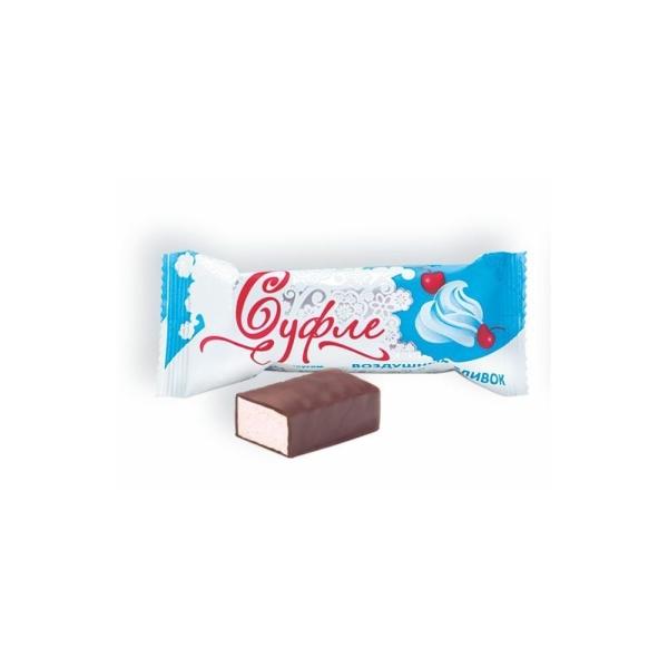 Конфеты Нальчик-сладость Суфле со вкусом сливок