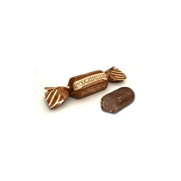 Конфеты Пермская КФ Батончики шоколадные