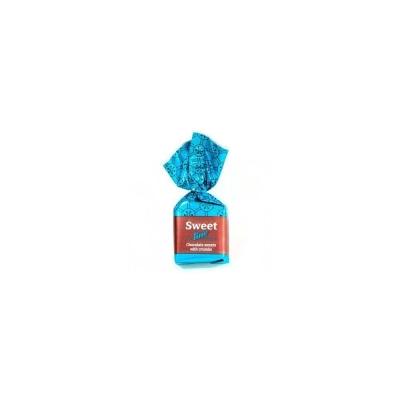 Конфеты Шоколадный Кутюрье Sweet Line с молотым кофе (квадрат)