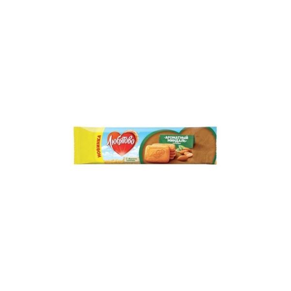 Печенье сахарное Любятово Ароматный миндаль