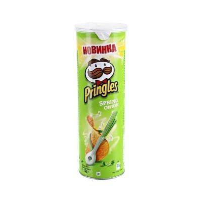Чипсы Pringles Зеленый лук