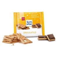 Шоколад молочный Ritter Sport Имбирное печень