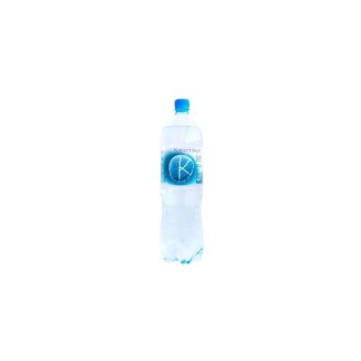 Вода минеральная столовая Кириллица газированная