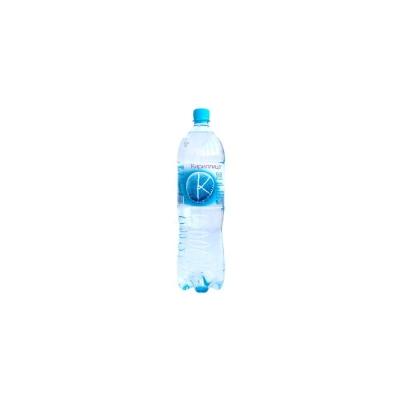 Вода минеральная столовая Кириллица негазированная