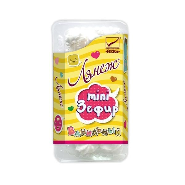 Зефир-мини Нева с ароматом ванили