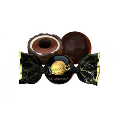 Конфеты Сладкий Орешек Марсианка Три шоколада