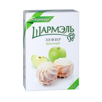 Зефир Ударница Шармэль яблочный