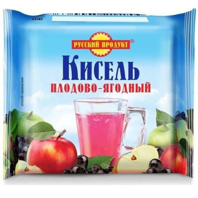 Кисель Русский продукт плодово-ягодный (брикет)