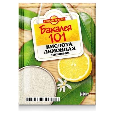 Лимонная кислота Русский продукт