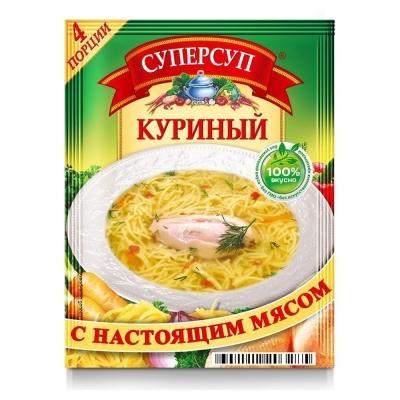 Суперсуп Русский продукт Куриный