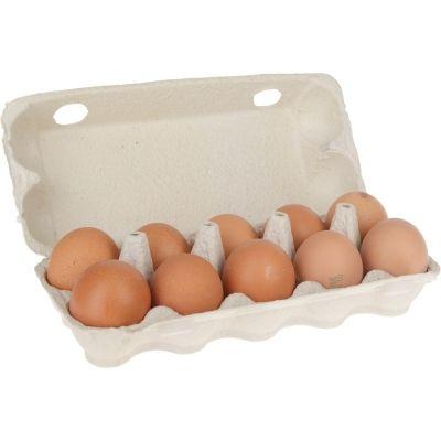 Яйцо СТОЛОВОЕ Отборное фасованое (контейнер 10)