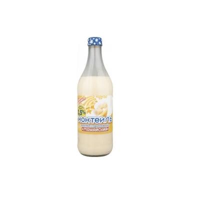 Коктейль молочный стерилизованный