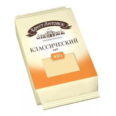 Сыр 'Брест-Литовский' 45%