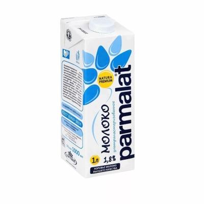 Молоко 'Parmalat' 1,8%