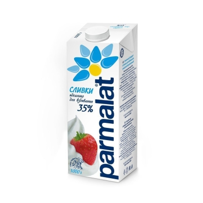 Сливки 'Parmalat' 35%
