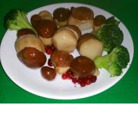 Грибная закуска Егерь из белых грибов боровиков