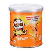 Чипсы Pringles паприка