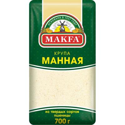 Крупа Макфа Манная