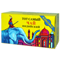 Чай Тот Самый Индийский синий слон классика