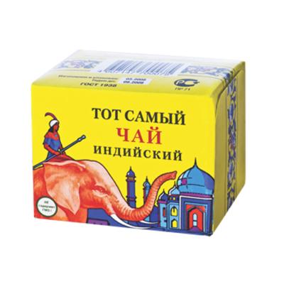 Чай Тот Самый Индийский красный слон картон