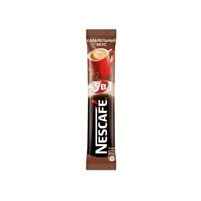Кофейный напиток Нескафе Классик 3в1 Карамель