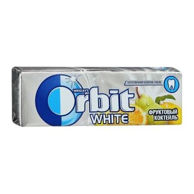 Жевательная резинка Орбит Фруктовый коктейль